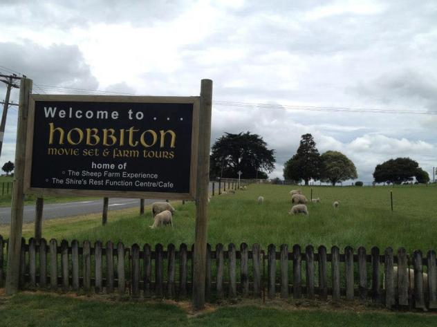 hobbiton welcome